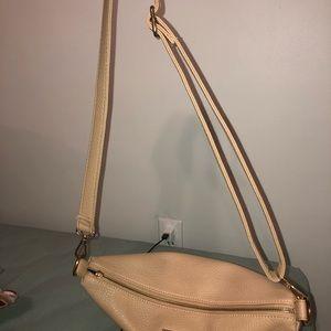 BCBG Paris Bags - BCBG PARIS beige purse